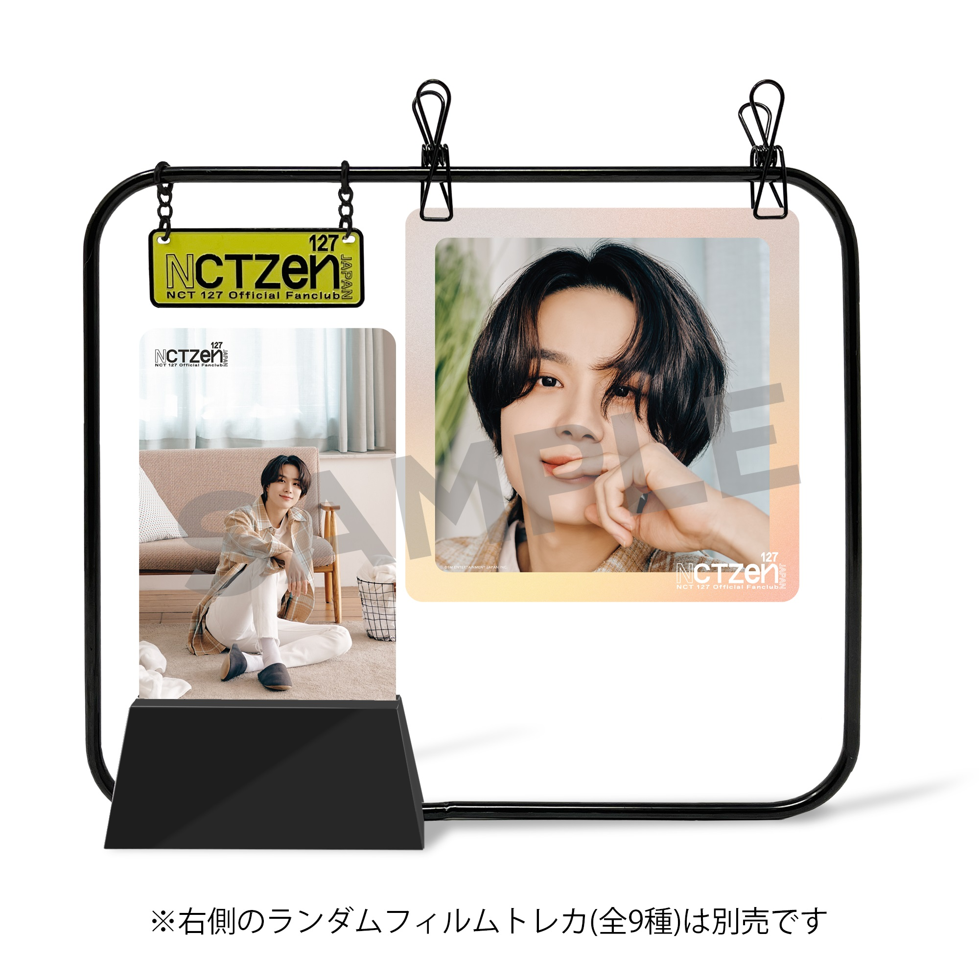 【NCT 127】『NCT 127 OFFICIAL BOOK Vol.4』グッズを、メンバー別に詳しく紹介!_8_3