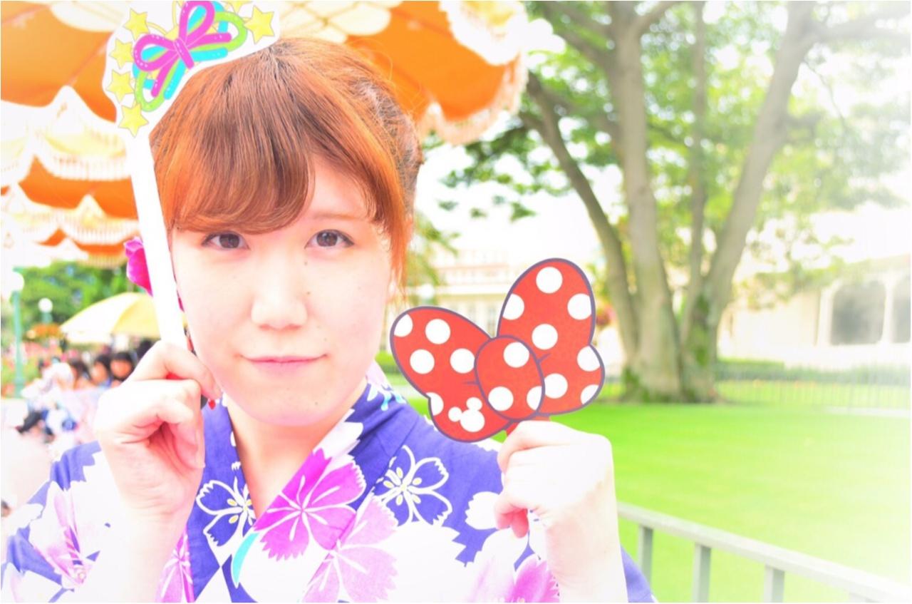 7/7までのスペシャルイベント♡浴衣でディズニーのすすめ♡_3
