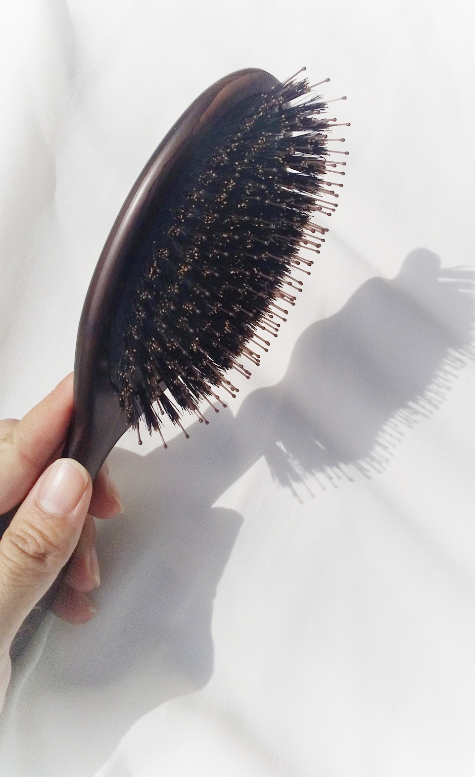 【えっ!?こんなにツヤツヤに?】La CASTAのヘアブラシで頭皮も毛先も元気に!!効果に驚き!_2