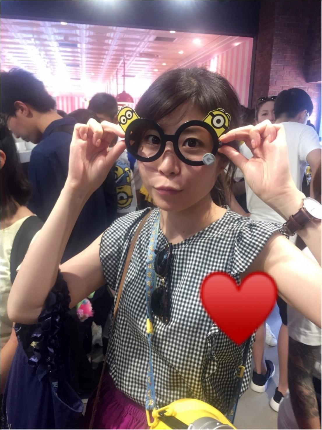 【USJミニオンパークを遊び尽くす♡】asuの大阪旅行☺︎_7