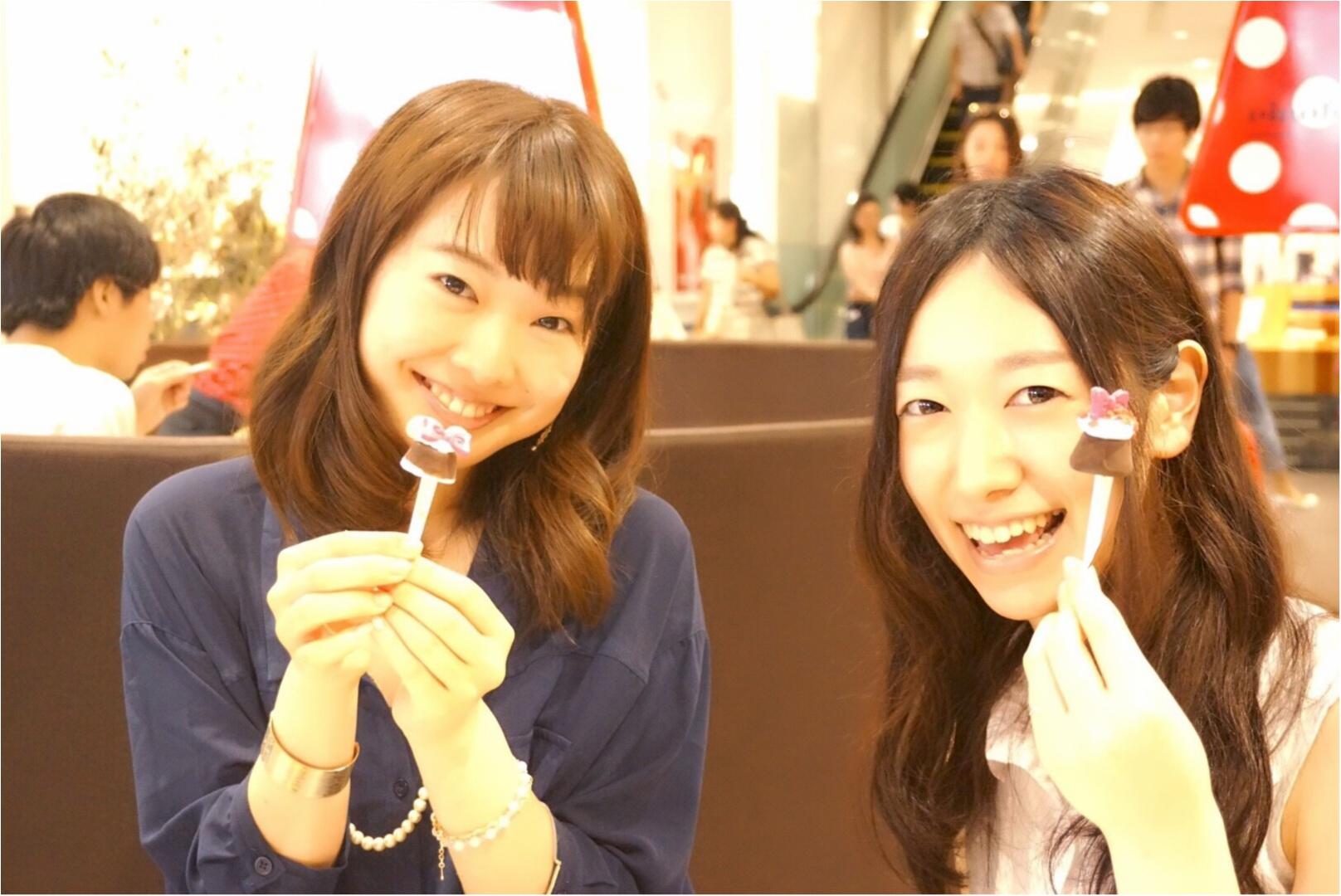 アイスの『pino』がつくった【ピノフォンデュカフェ】今年も東急プラザ表参道原宿3Fにオープン!大阪も今週末オープン✨≪samenyan≫_15