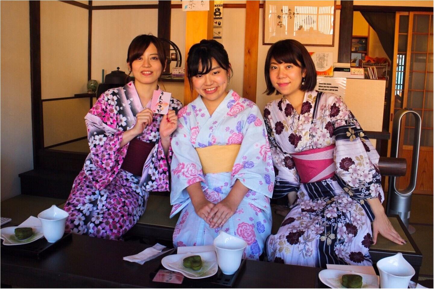 【縁結びスイーツ】川越さんぽの休憩は香ばしいお茶の香りにひかれて_4