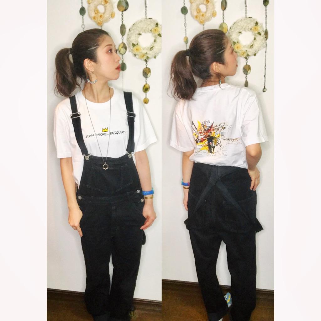 【オンナノコの休日ファッション】2020.5.26【うたうゆきこ】_1