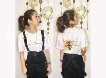 【オンナノコの休日ファッション】2020.5.26【うたうゆきこ】