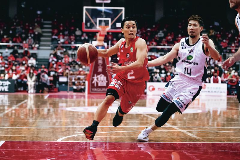 富樫勇樹選手
