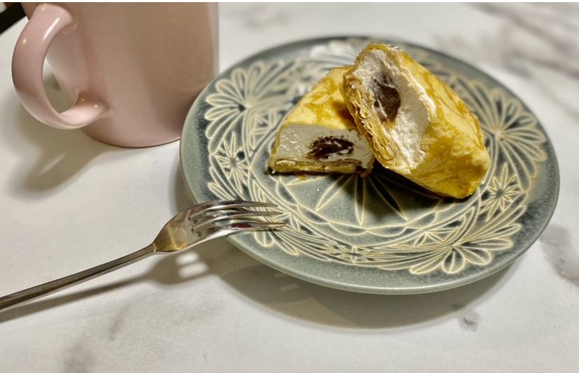 うちカフェ ミループ モンブランクリーム