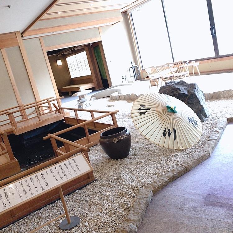 下呂温泉の小川屋の写真