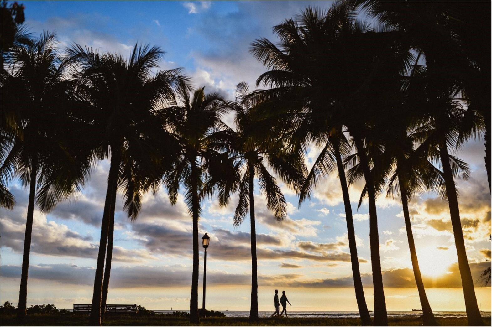 【プレ花嫁さん必見】ハワイでウェディングフォト撮影-SNS映えもバッチリのサンセットおすすめスポット編-_4