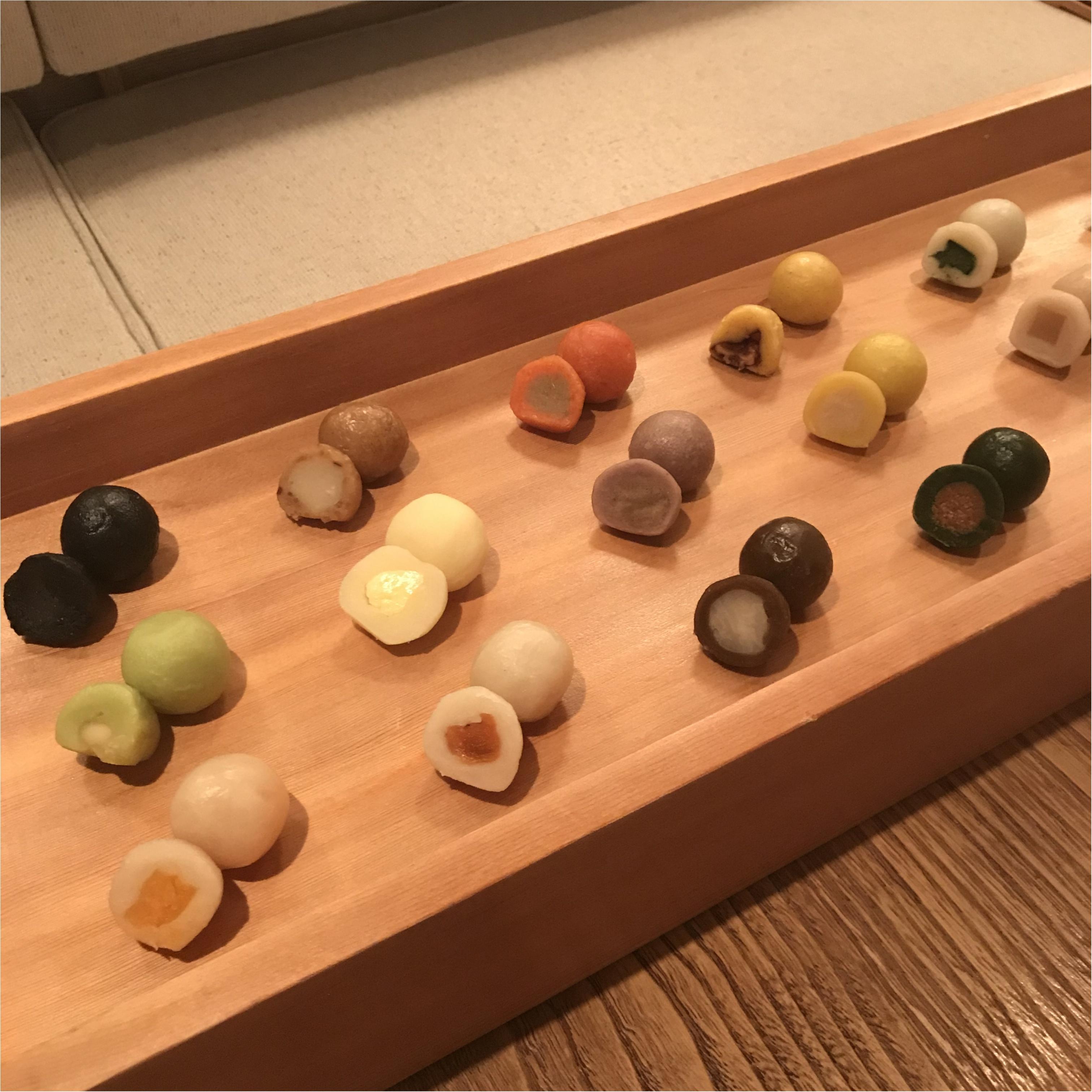 ギフトにも最適の素敵和菓子♡ 『HIGASHIYA GINZA』の新商品お披露目会レポ_5