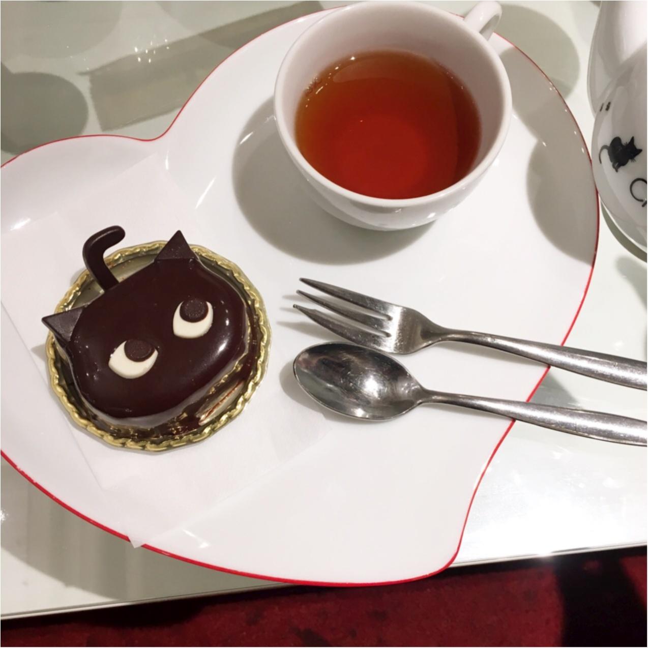 猫好きにはたまらない♡ 黒猫モチーフのケーキ屋さん《 シャ・ノワール 》がかわいすぎる♡_3