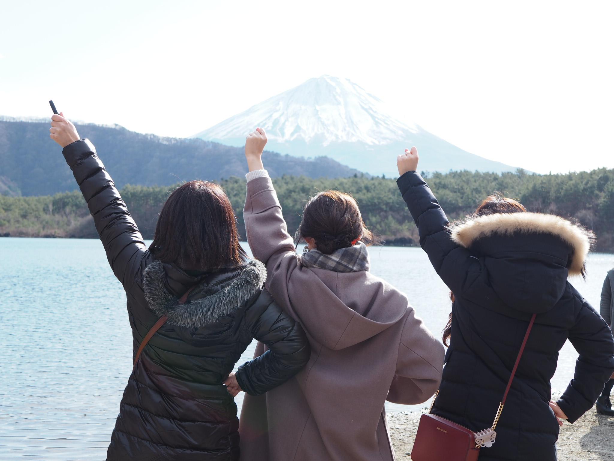 【#河口湖合宿】富士山の目の前のペンションでわいわい一泊旅♩〜グルメ・観光編〜_6