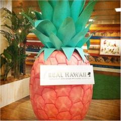 東京のど真ん中でHAWAIIを満喫!ハワイで大人気のドリンクを東京でっっ!