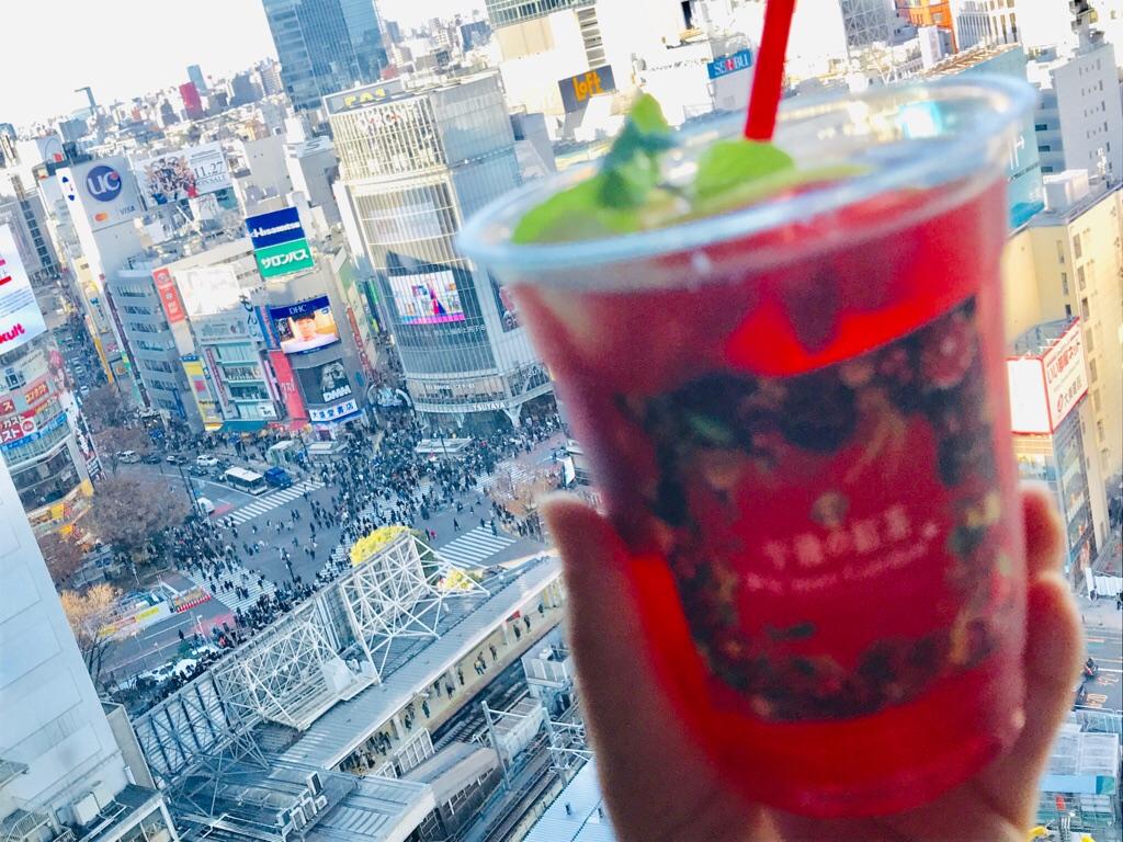 【午後の紅茶×ニコライ バーグマン】花とクリスマスの限定カフェ★フラワーティーが可愛すぎる♡_9