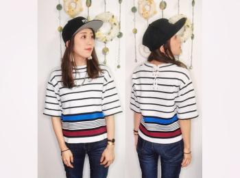 【オンナノコの休日ファッション】2020.5.30【うたうゆきこ】