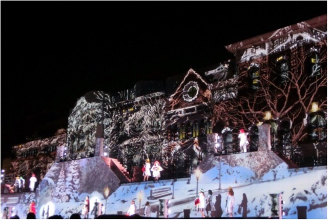 《USJクリスマス》クリスマスショーの「天使のくれた奇跡」がグランドフィナーレ♡_5