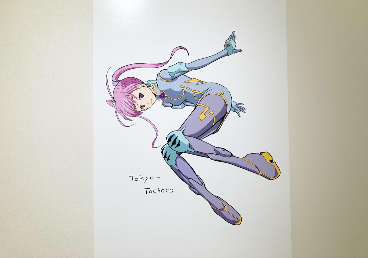 【20名の漫画家さんが集結】【漫画好き必見】「もしも東京」展に行ってきました!_5