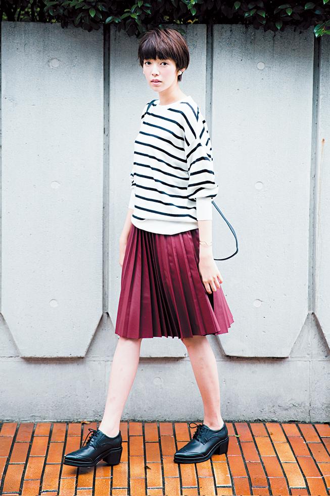 この秋「買うべきトレンド」総まとめ!(2)大人スカートで秋の女っぽいを叶える_2