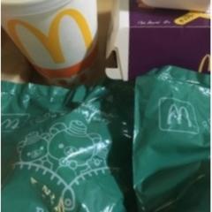 マクドナルドでリラックマgetしました
