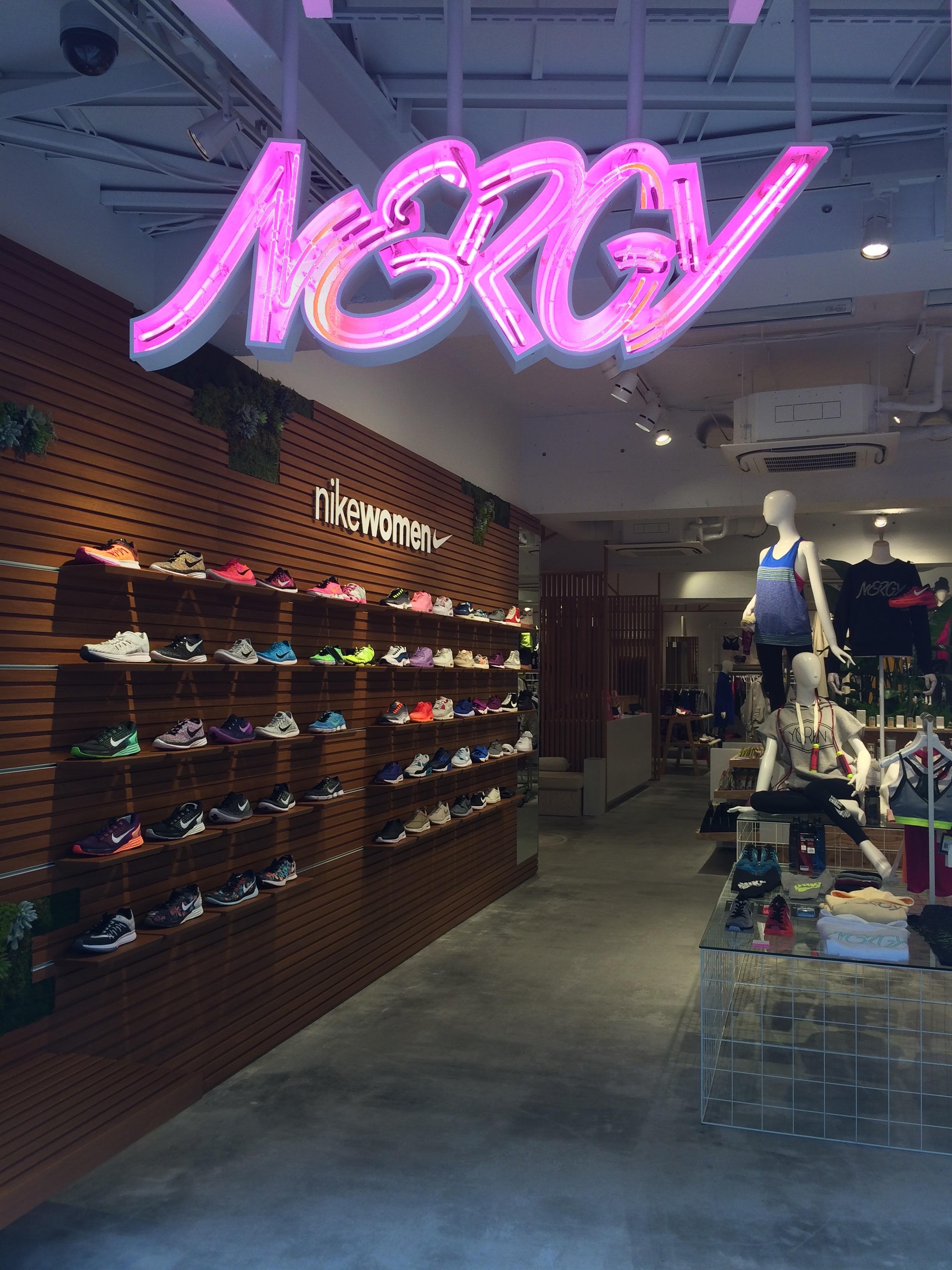 日常にスポーツを! 『NERGY』が渋谷に旗艦店をオープン☆_1