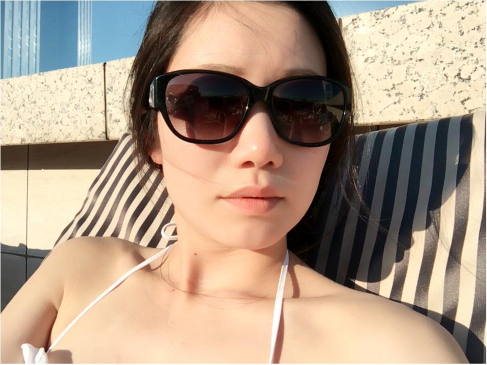 今年初♪プールに行ってきたよ♡ホテル グランパシフィック LE DAIBA♡_3