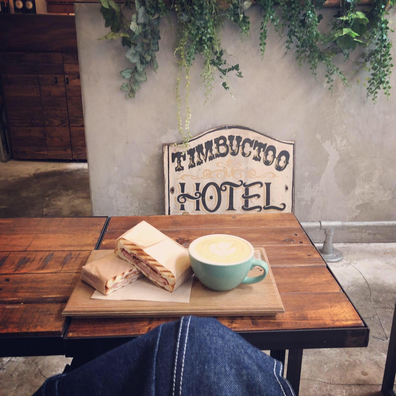 """<東京*日本橋>コーヒーがおいしい!ゆったり落ちつく小さなカフェ""""マイティ ステップス コーヒー ストップ""""♡_5"""