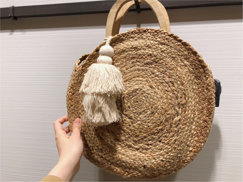 今年の夏は、小物も《ZARA》で!流行りの「サークルバッグ」もお安くGET☆_4