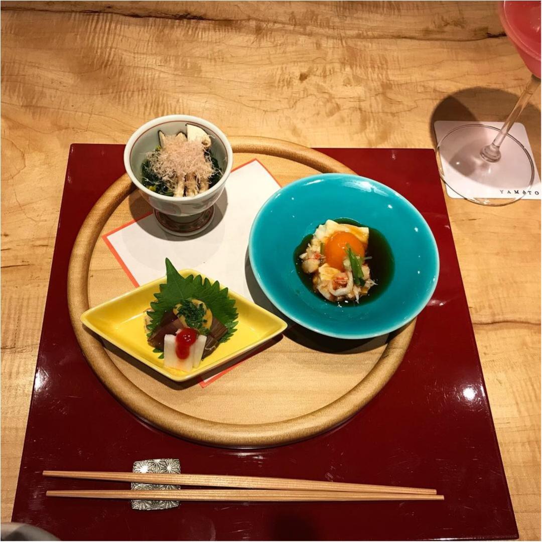 【東京 八重洲】はじめて中トロを出したと言われている和食割烹【や満登】_3