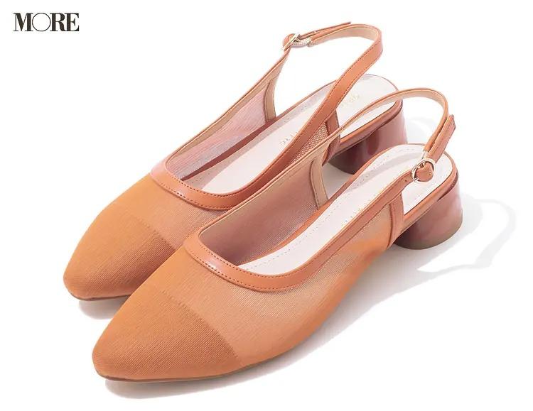 【人気ブランドのおすすめ靴】『オリエンタルトラフィック』バックストラップパンプス