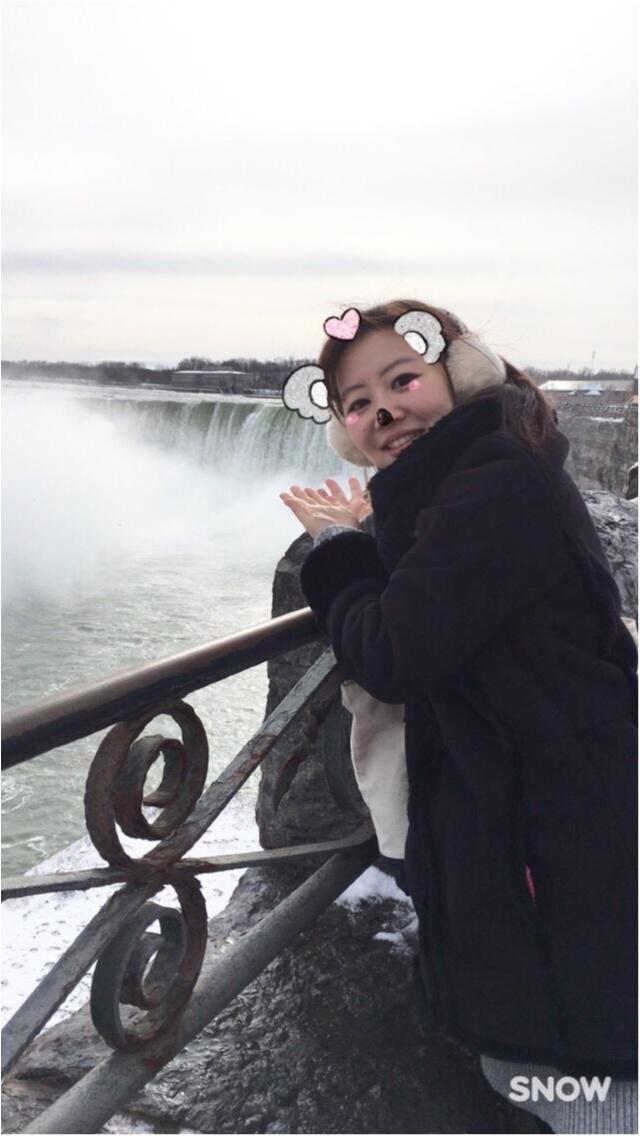 【現地レポート】大晦日は心洗われるナイアガラの滝へ_8