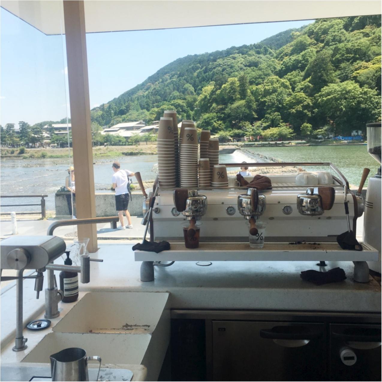 京都に行ったら絶対オススメ♡《 京都アラビカ 》のこだわりコーヒーはいかがですか?_2