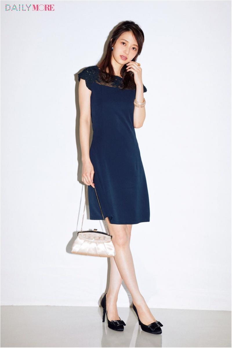 【結婚式・2次会】頼りになる定番カラーのドレス×簡単アップデートテクを伝授!_1_1