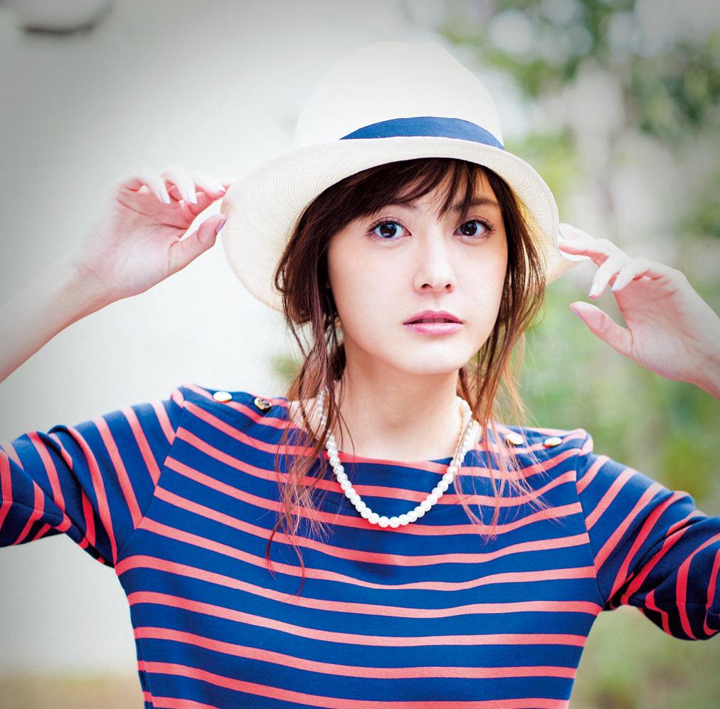 明日から実践OK! 休日気分を盛り上げる帽子とヘアアレンジのおしゃれな関係♪_1
