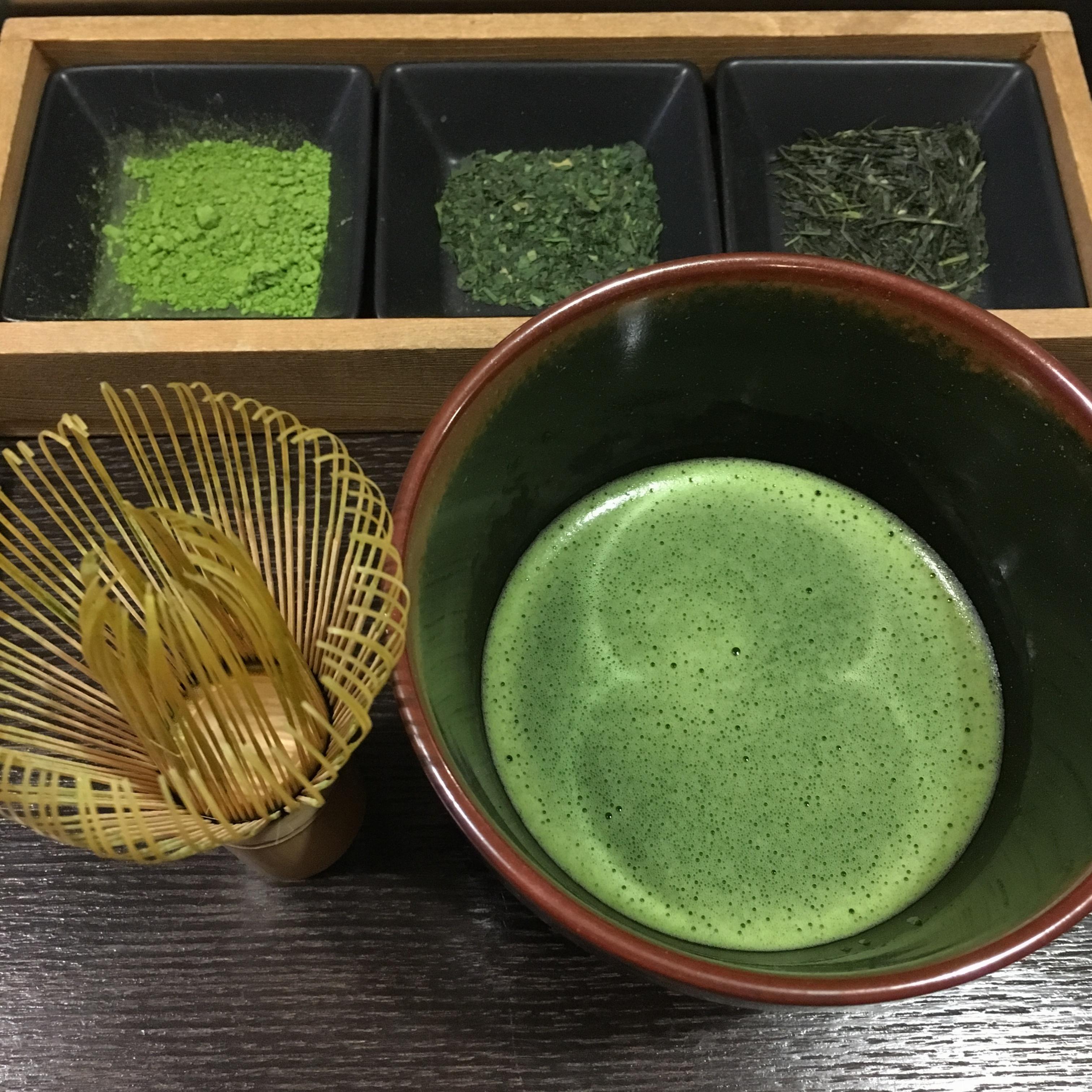 宿泊者は無料で楽しめる♡【碾茶(てんちゃ)と抹茶体験 】で浜松のお茶を堪能~♡【星野リゾート 界 遠州】_1