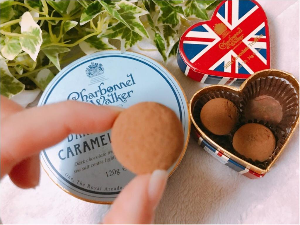 《英国王室御用達》イギリスのチョコレートと言えばコレ★エリザベス女王も愛するチョコレート専門店【Charbonnel et Walker】_3