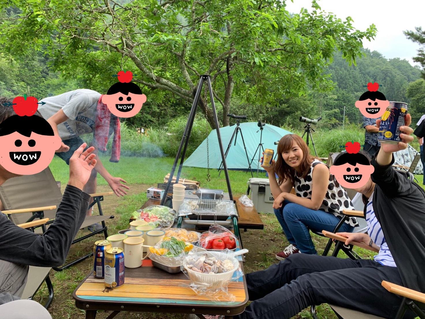 【富士五湖】西湖で最高!(笑)サマーキャンプ☆_5