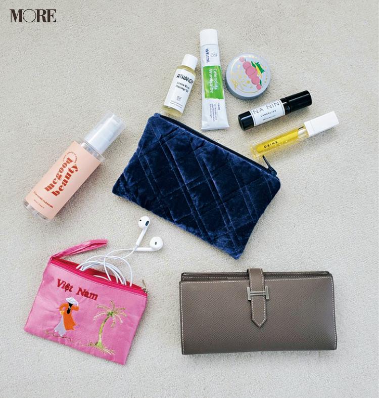 内田理央は『バレンシアガ』を愛用中♡ モアモデルのバッグ&バッグの中身を大公開‼︎ PhotoGallery_1_2