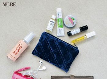 内田理央は『バレンシアガ』を愛用中♡ モアモデルのバッグ&バッグの中身を大公開‼︎ PhotoGallery