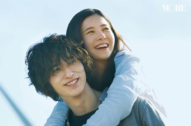 【吉高由里子さんインタビュー】映画『きみの瞳(め)が問いかけている』で横浜流星さんとダブル主演! 年齢を実感した瞬間とは?_2