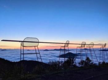 雲海、富士山にインフィニティプールも! 気分が上がる絶景スポット