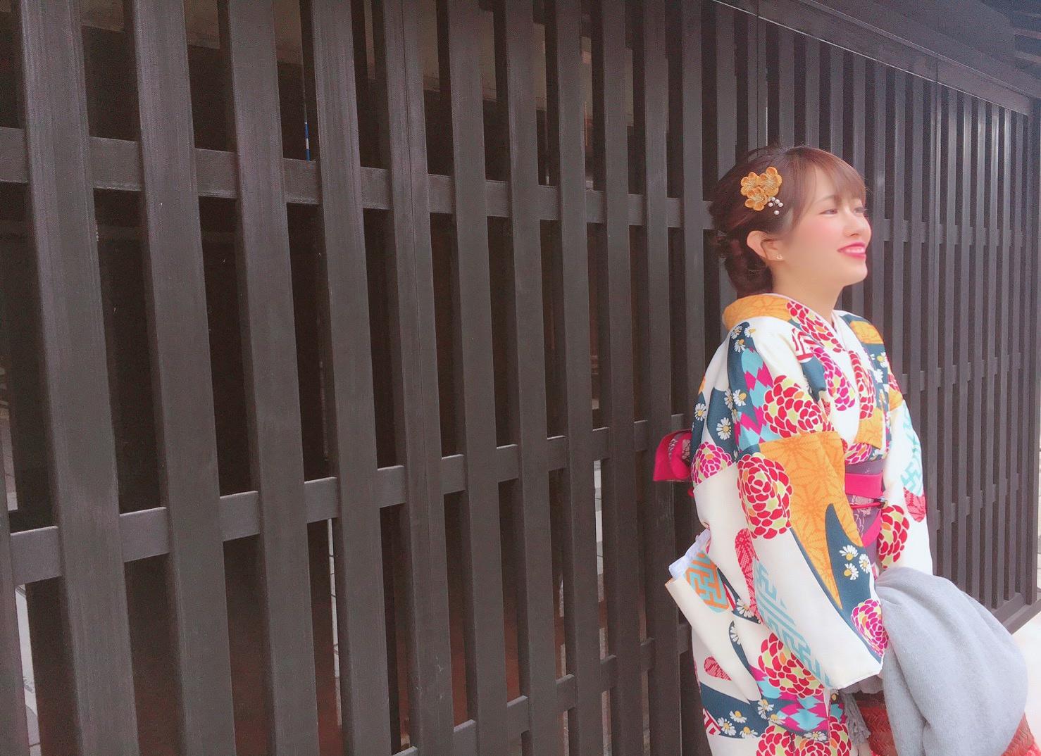 【名古屋】《レンタル着物で》犬山城下町ぶらり旅_7