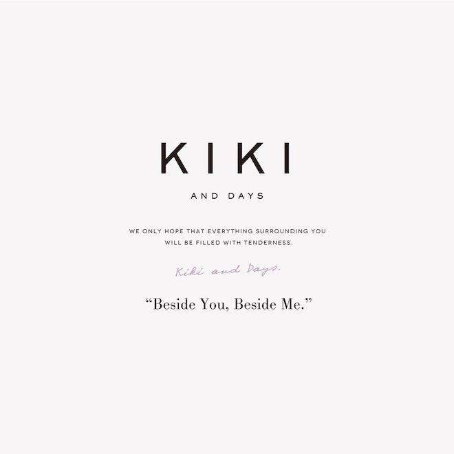 【独占取材】 伊藤千晃さんのブランド『KIKI AND DAYS』が限定ショップをオープン! photoGallery_1_1