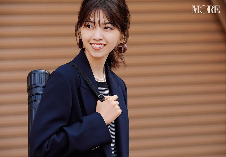 西野七瀬が私の職場にやってきた‼︎  オフィスコーデを着こなす彼女をこっそり覗き見♡_1