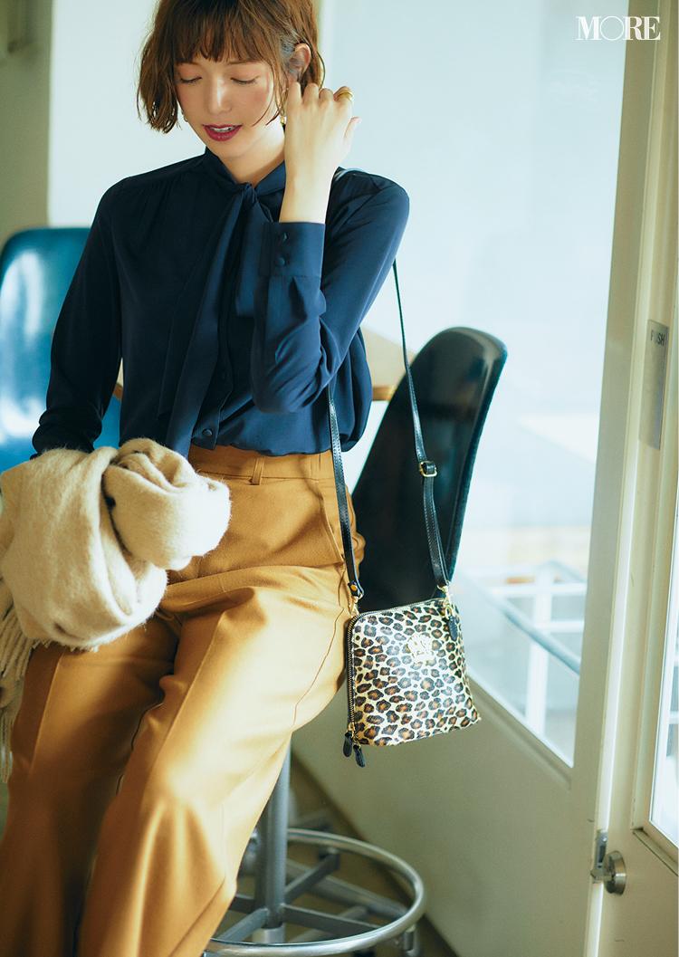 【2020年版】冬ファッションのトレンド特集 - 20代女性の冬コーデにおすすめのニットベストなど最旬アイテム・カラー・柄まとめ_65