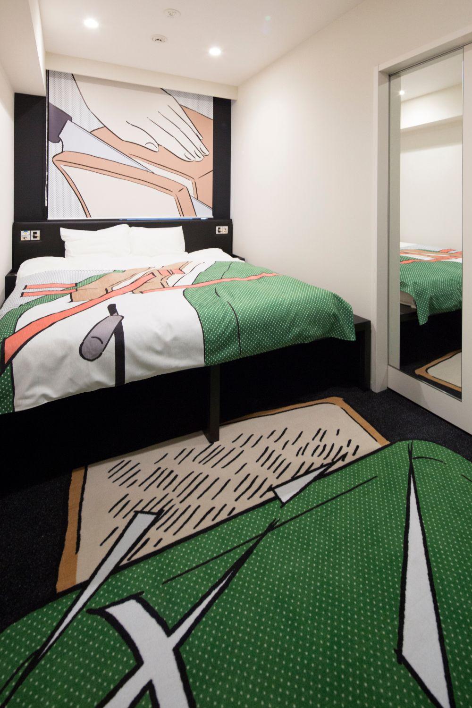 東京・浜松町にマンガをコンセプトにした新ホテル「HOTEL TAVINOS Hamamatsucho」がオープン! Photo Gallery_1_18