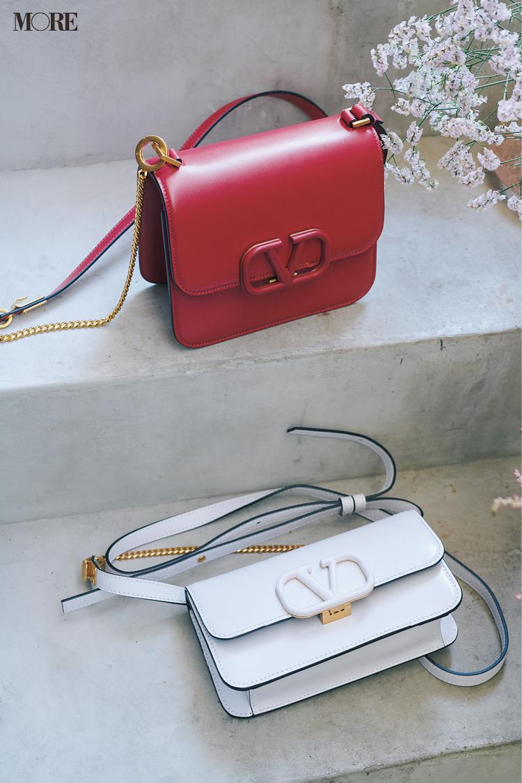 『ヴァレンティノ』、『ロエベ』etc.私たちの「今の気分」を満たしてくれる、旬ブランドの新作バッグ_1