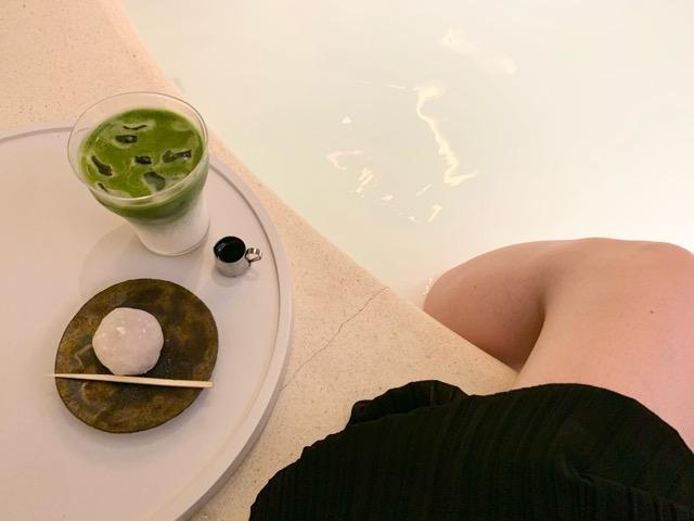 新宿で足湯に入りながらカフェタイム?話題のYUBUNE TOKYOへ潜入!_4
