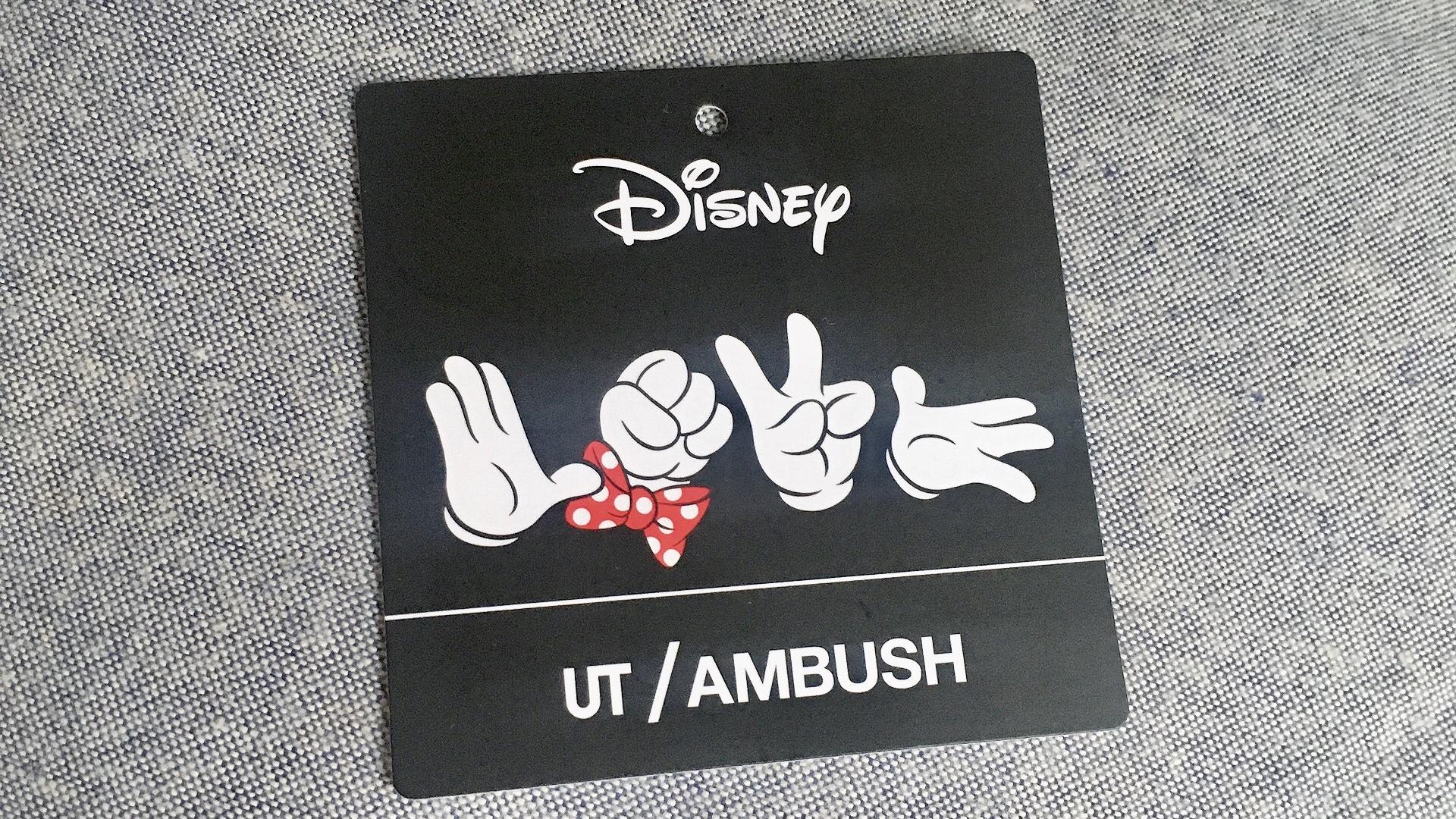 【UNIQLO×Disney】ミニーマウスコレクションUTがかわいすぎる。_4
