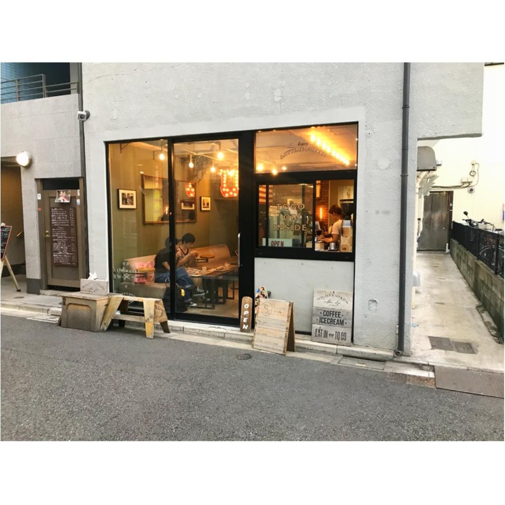【絶品アイス&珈琲カフェ】日本橋のMighty steps coffee stopへ!_1
