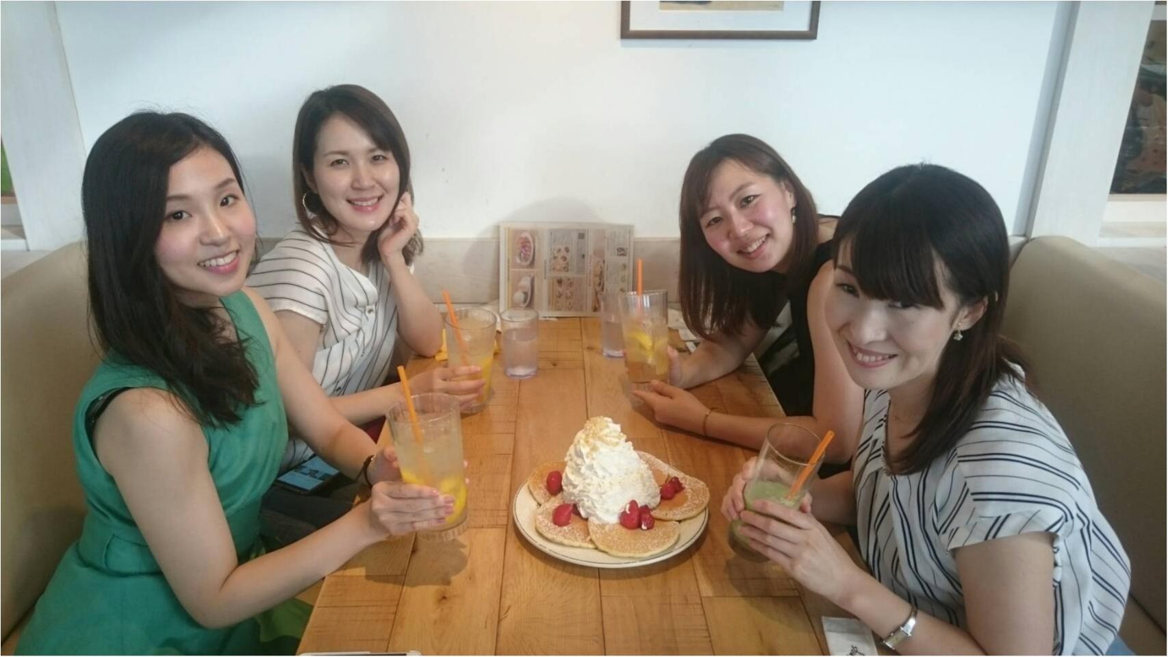Eggs'nThingsの【SNS映えメニュー】夏の暑いトキ、バテたらひとやすみ♡_1