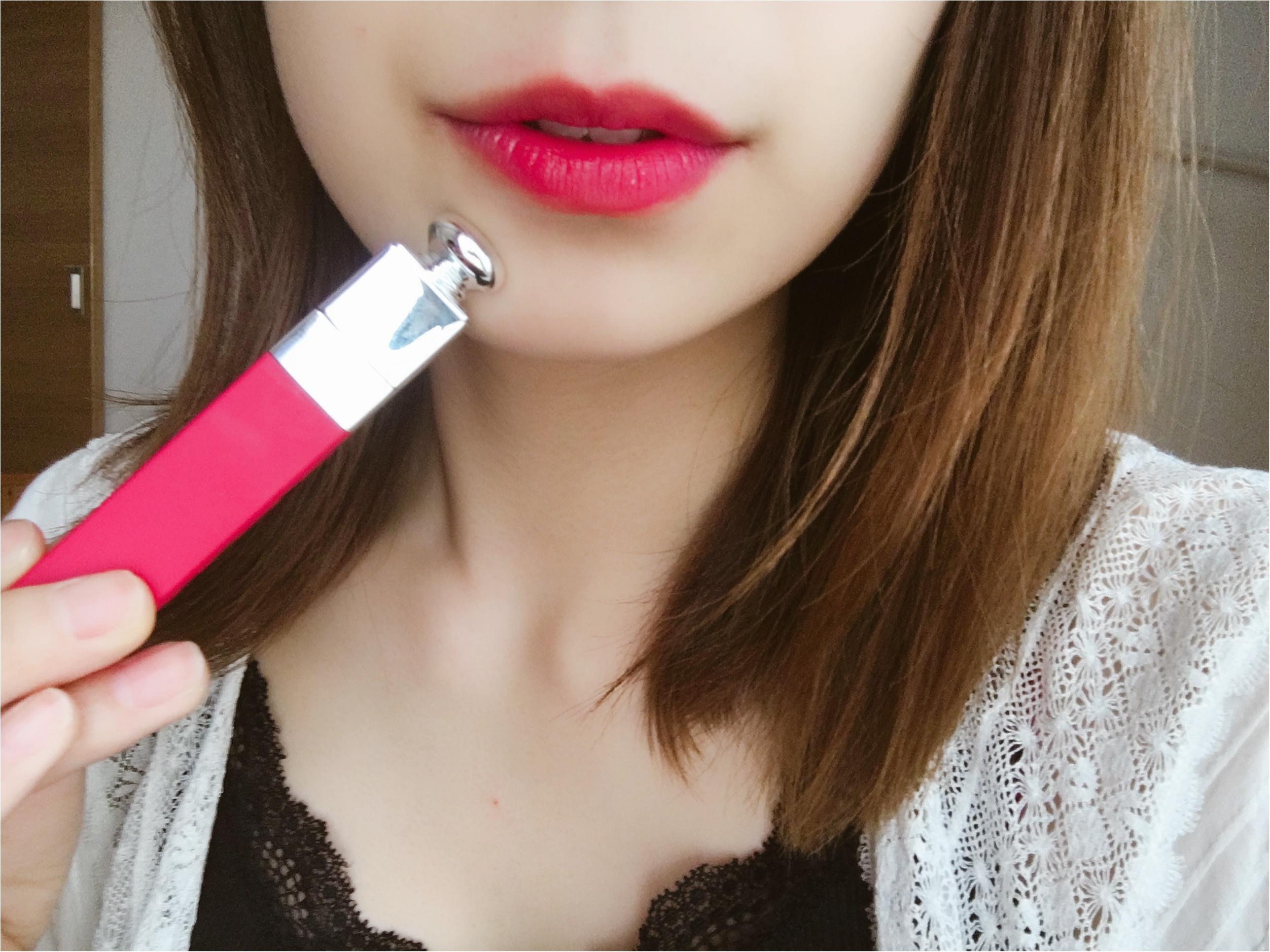 ★【Dior】アディクトリップティント!キスしても色移りしないんだって♡!!_3